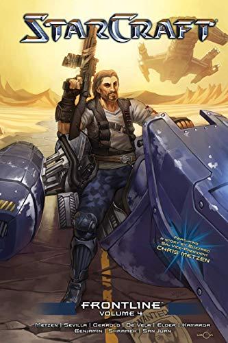 StarCraft: Frontline Vol.4: Blizzard Legends (Blizzard Manga)
