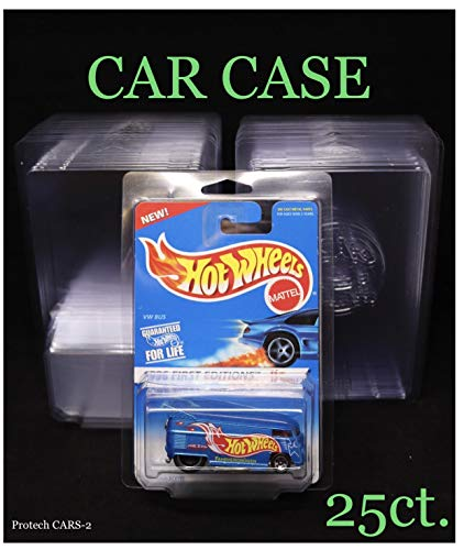 Hot Wheels Car Case by PROTECH 25ct. Bundle