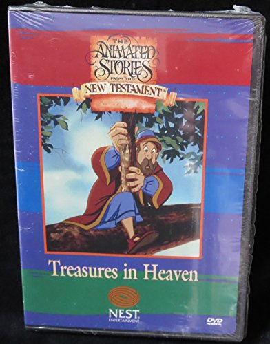 Treasures in Heaven: The Animated Stories From the New Testament
