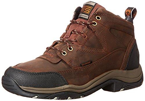 Ariat Men's Terrain H2O Hiking Boot, Copper, 10.5 EE US
