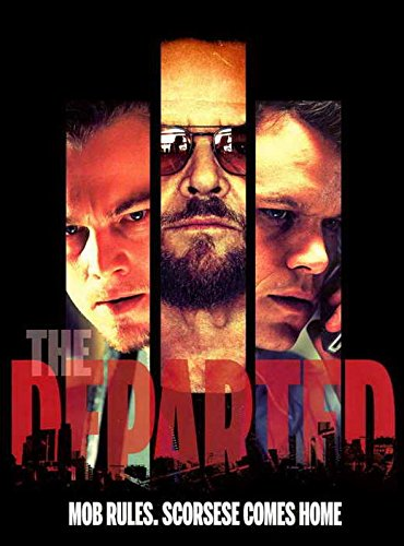 The Departed POSTER Movie (27 x 40 Inches - 69cm x 102cm) (2006) (Style N)