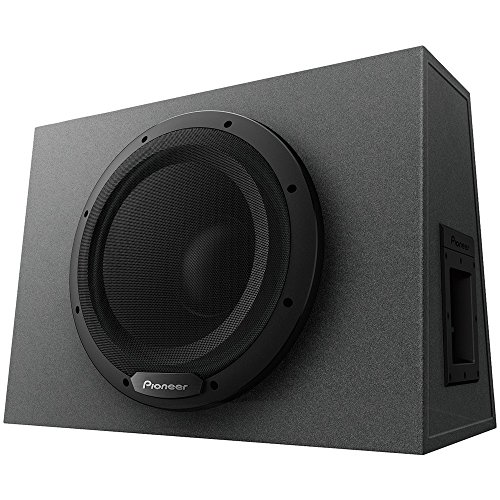 Pioneer TS-WX1210A 12' Sealed enclosure active subwoofer with built-in amplifier