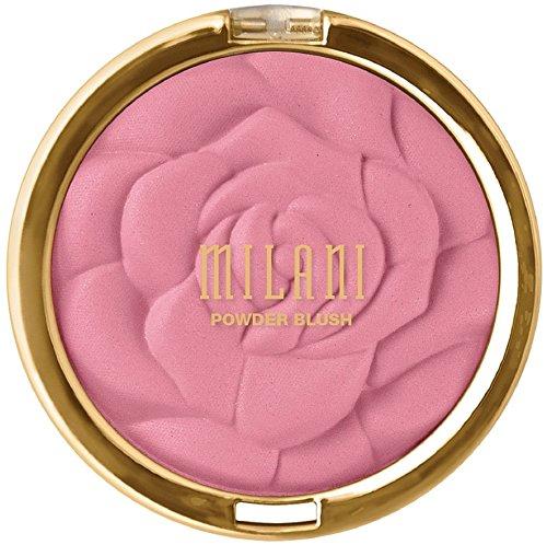 Milani Rose Powder Blush Tea Rose 8