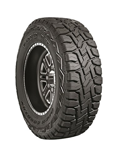 Toyo Tires Open Country R/T All-Terrain Radial Tire-35X12.50R17LT 121Q LRE 10-Ply