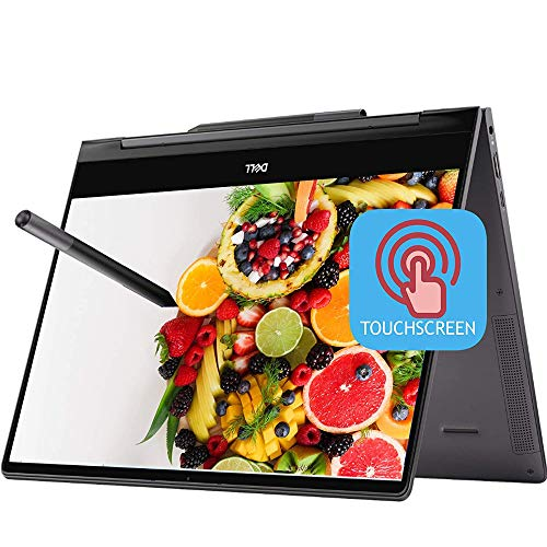 2020 Latest Dell Inspiron 13 7000 2-in-1 Laoptop 13.3' UHD 4K Touchscreen Intel 4-Core i7-10510U 16GB RAM 512GB PCIe SSD Backlit FP Thunderbolt3 Active Pen Win10
