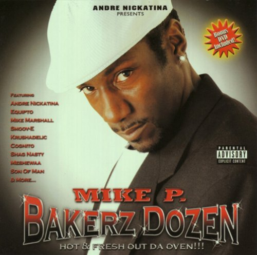 Andre Nickatina Presents: Bakerz Dozen (CD + DVD)