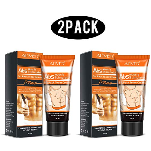 Hot Cream 2Pcs,Anti Cellulite Cream, Fat Burning Cream - Natural Body Slimming Cream for Abdomen, Arms and Thighs.