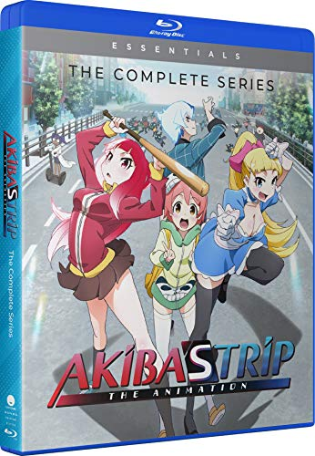 Akiba's Trip: The Complete Series [Blu-ray]