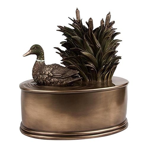 Perfect Memorials Duck Cremation Urn