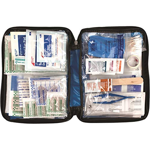 First Aid Only-428 131 Piece All-Purpose First Aid Kit-Blue, 1 Count
