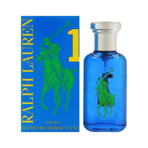 Ralph lauren Polo Big Pony Collection #1 for Men Eau de Toilette spray, 1.7 Oz