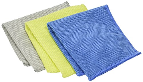3M 9021 Microfiber Lens Cleaning Cloth-Pack of 10