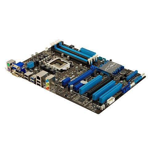 ASUS P8B75-V LGA 1155 Intel B75 SATA 6Gb/s USB 3.0 ATX Intel Motherboard