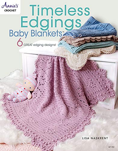 Timeless Edgings Baby Blankets