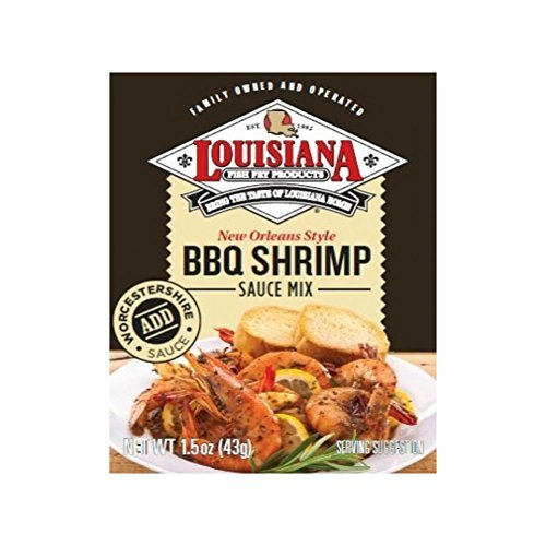 Louisiana Fish Fry Shrimp BBQ Mix 1.5oz