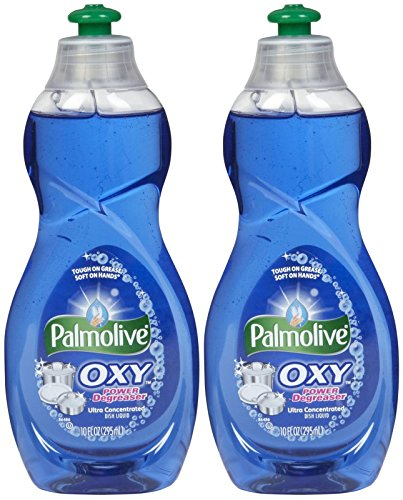 Palmolive Ultra Power Degreaser Dish Washing Liquid - 10 oz - 2 pk