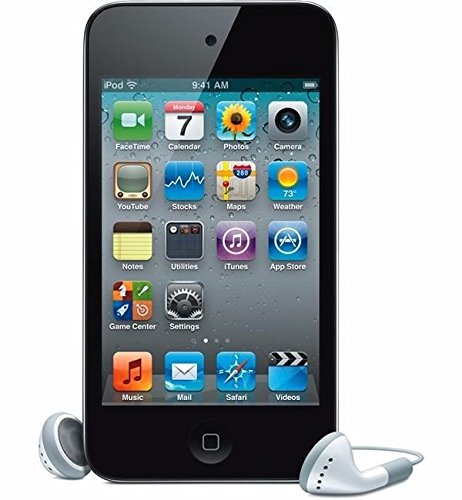 GoodNew For Apple iPod touch 32GB (4th Generation) With Box Packaging (Black)