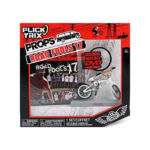Flick Trix Props Road Fools 17 [SE Racing BMX Innovations] by Spin Master