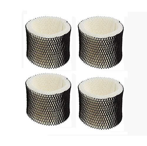 Ximoon 4 Pack- Replacement Humidifier Filters Holmes HWF62 for Holmes Models HM1701, HM1761, HM1300 & HM1100; Compare to Part # HWF62, HWF62D