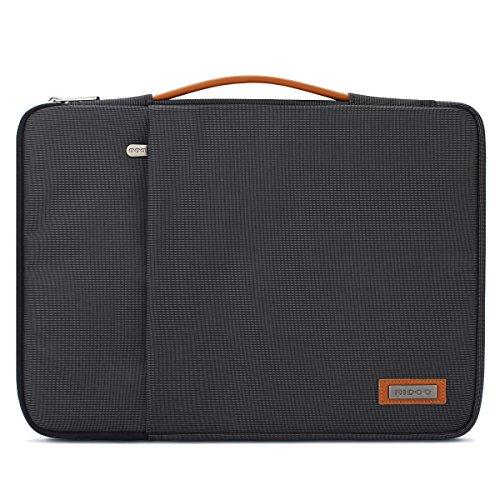 NIDOO 14 Inch Laptop Sleeve Case Notebook Bag Protective Handbag for 14' Lenovo Chromebook S330 / 14' Lenovo ThinkPad A485 E485 / 14' HP ProBook 640 645 G4 440 G6 / 14' Dell Inspiron 5481 5482 5490