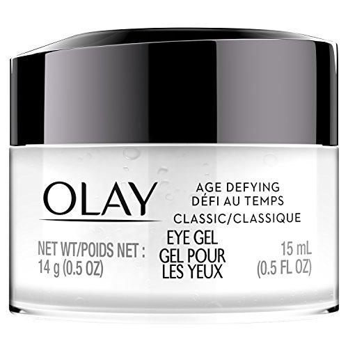 Olay Age Defying Classic Eye Gel, 0.5 oz Packaging may Vary