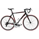 Head Accel X 700C Road Bicycle, Black/Red, 58cm/X-Large