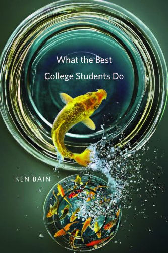 What the Best College Students Do