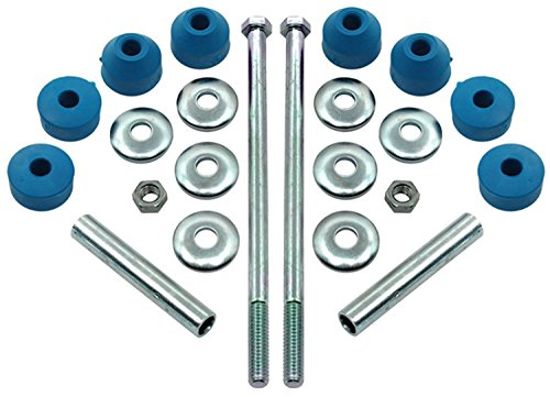 ACDelco Professional 45G0002 Front Suspension Stabilizer Bar Link Kit with Hardware