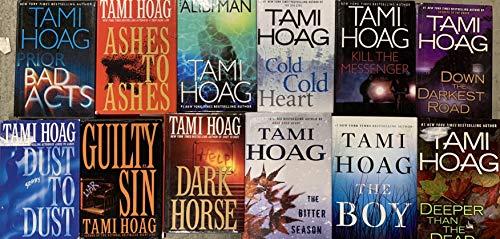 Tami Hoag Mystery Novel Collection 12 Book Set
