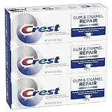Crest Gum & Enamel Repair Toothpaste, Advanced Whitening, 4.1oz