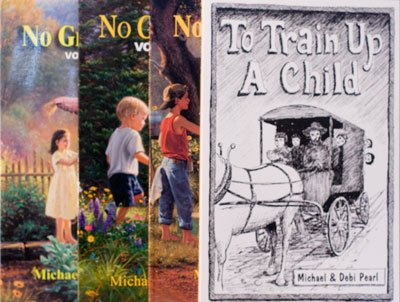To Train up a Child & No Greater Joy Vols. 1, 2 & 3