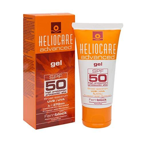 Heliocare Advanced XF Gel SPF 50 Facial Sunscreen