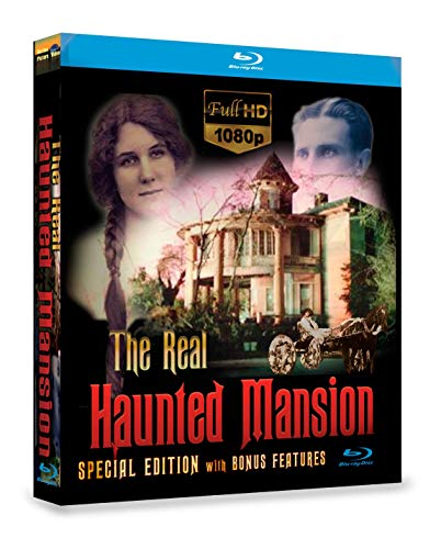 The Real Haunted Mansion [Blu-ray]
