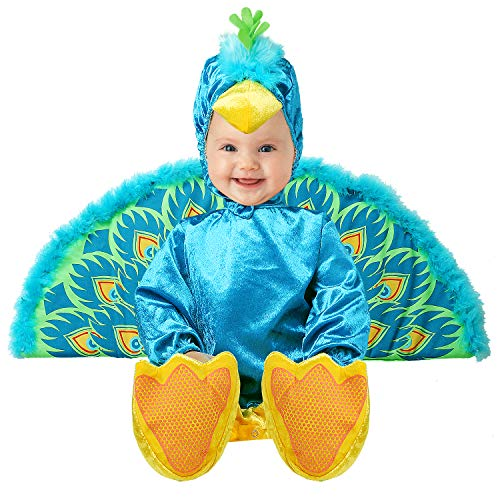 Toddler Baby Infant Peacock Halloween Dress Up Costume Outfit