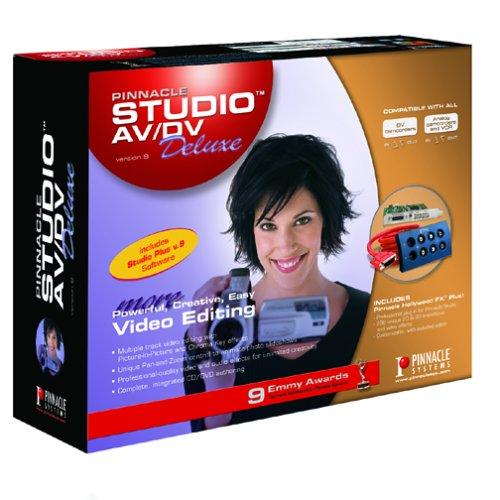 Pinnacle Studio Plus 9 AV/DV Deluxe