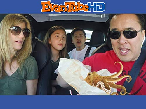 Drive-Thru Challenge with The Tube Family!