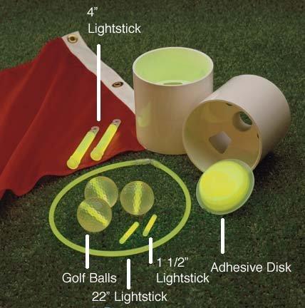 NiteLite Golf Balls - Set of 12