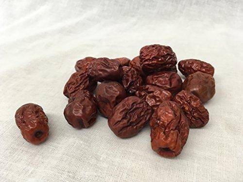 JuJube | Dried Red Dates (with seed) | Ziziphus jujuba (with seed) | 新疆若羌栆 (小)