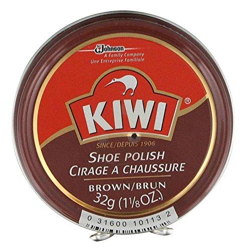 KIWI 5555, 1-1/8 (1.125) Oz, Brown