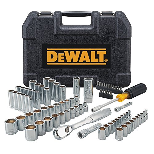 DEWALT Mechanics Tool Set, 84-Piece (DWMT81531)