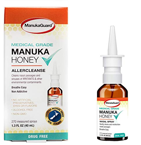 Manuka Honey Nasal Spray