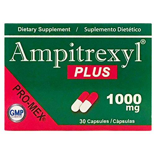 Ampitrexyl Plus 1000mg - Herbal Immune Support Supplement Promex Ampitrexyl Plus; 30 Capsules