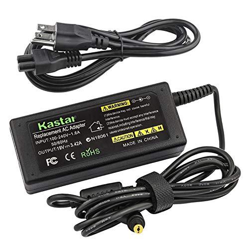 Kastar Laptop AC Adapter Power Supply For 19V 3.42A 1.5MM ACER ASPIRE 3000 3030 3500 3600 5000 5030 5040 9100
