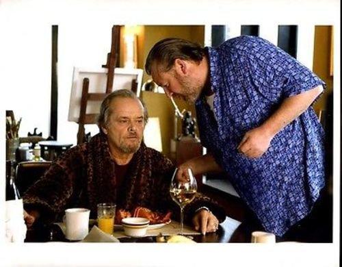 Jack Nicholson Ray Winstone The Departed 8x10' Photo #J2969