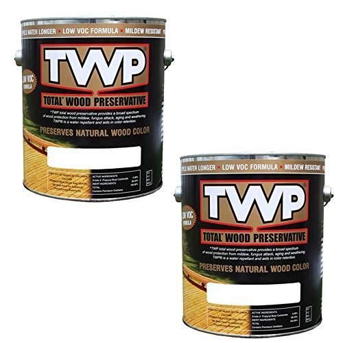 TWP 1501 Cedar 2 Gallon Pack