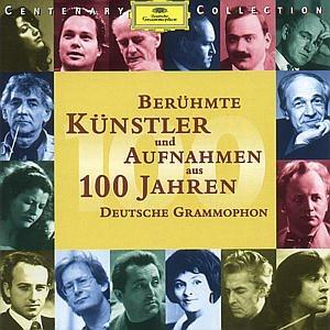 100 Years of Great Artists and Recordings (CD, DG Deutsche Grammophon (USA))