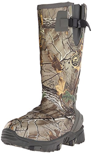 Irish Setter Women's 4887 Rutmaster 2.0 15' 1200-Gram Rubber Hunting Boot, Real Tree Camo, 11 E US