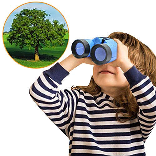 shengyuze Outdoor Toys & Games Portable Kids Binoculars Outdoor Bird Watching Star Gazing Birthday Gift Toy - Random Color