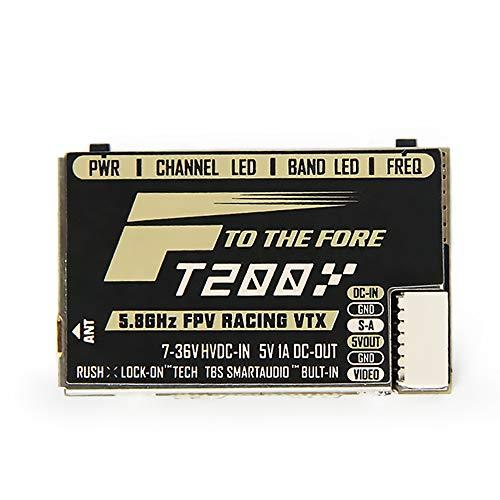 T-Motor VTX FT200 for FPV Racing Drone Lock on Design