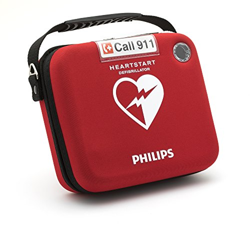 Philips HeartStart AED Defibrillator Slim Carry Case
